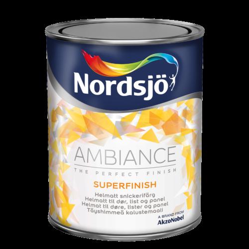 Nordsjö Ambiance Superfinish halvblank